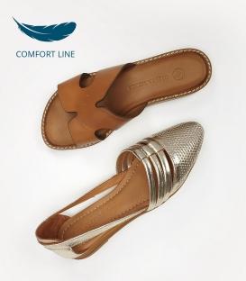 Comfort line - extra pohodlné boty