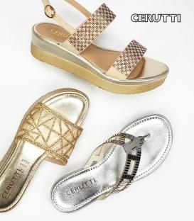 Cerutti - nazouváky a sandály