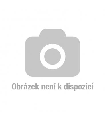 Tmavě hnědé kožené kozačky western s kroko vzorem DKO4487